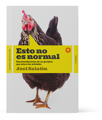 Portada del libro Esto no es normal de Joel Salatin