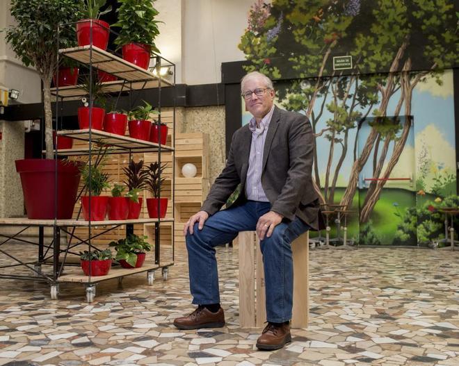 Joel Salatin, el granjero que sueña con hacer la comida más sana